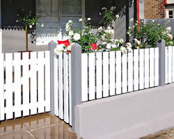 Picket Fence Supplies
