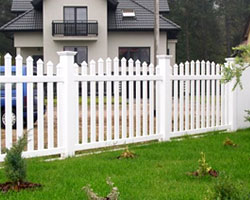 White Picket Fencing For Sale